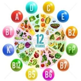 12 vitamins